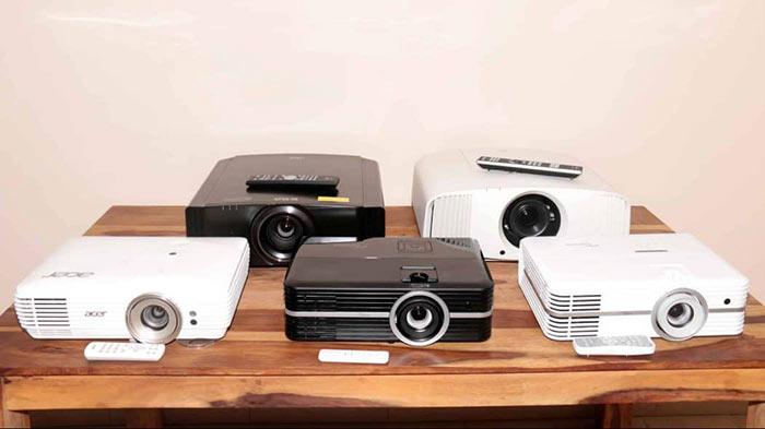 proyectores de television