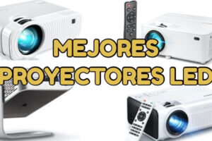 🥇MEJORES PROYECTORES LED
