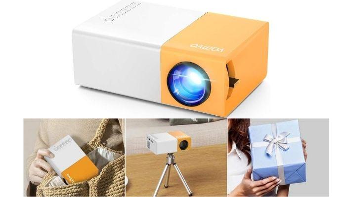 mini proyector para movil