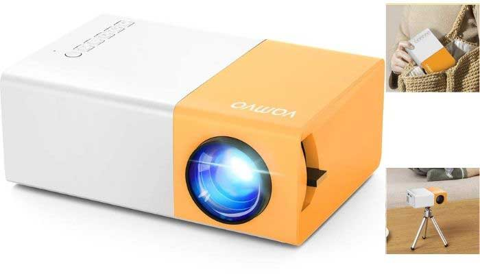 proyector portátil para movil