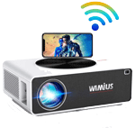 proyector wifi para movil