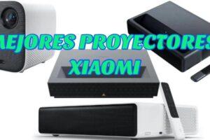 🥇MEJORES PROYECTORES XIAOMI
