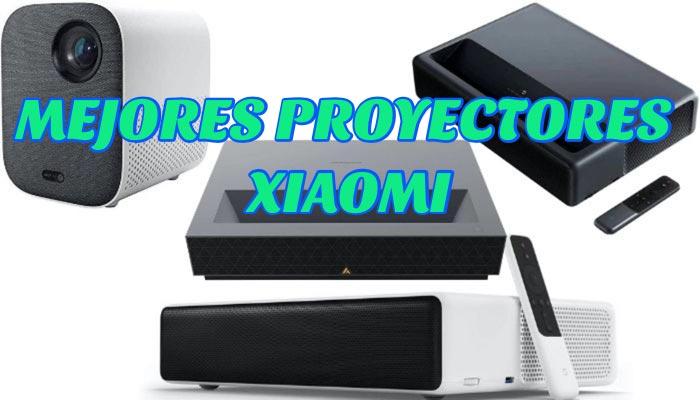 proyectores xiaomi