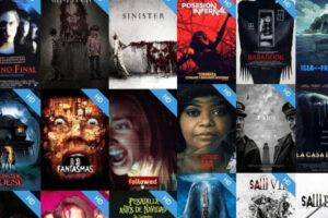 10 Mejores Películas Terror en Netflix para ver en tu Proyector