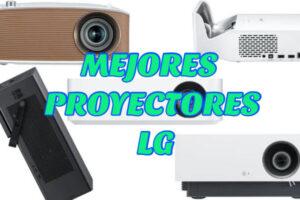 MEJORES PROYECTORES LG