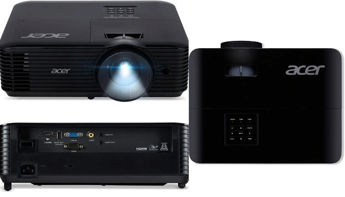 proyector Acer ED2 X1327Wi