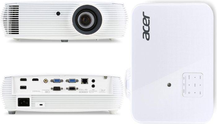 proyector Acer PR242