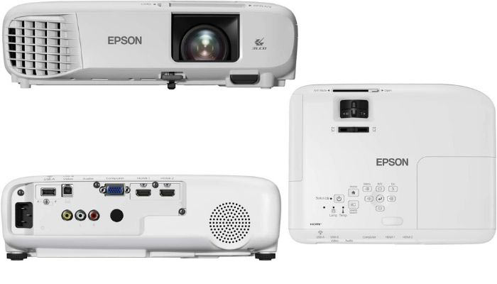 proyector Epson EB-FH06