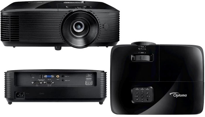 proyector optoma ds320