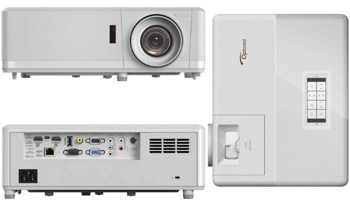 proyector optoma zh406