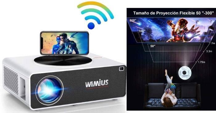 proyector wimius k3