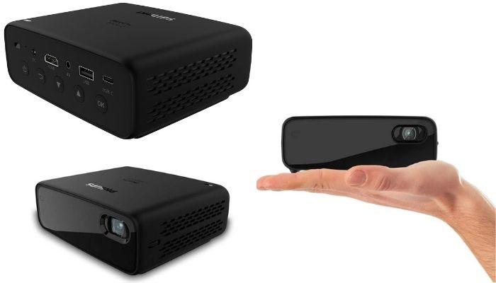 proyector picopix micro 2TV