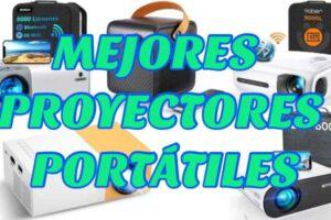 7 MEJORES PROYECTORES PORTÁTILES
