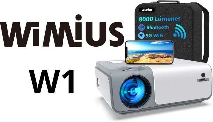 proyector portatil 4k