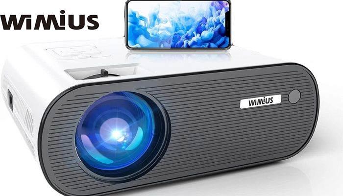 proyector wifi wimius k5