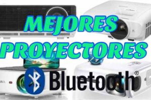 7 MEJORES PROYECTORES BLUETOOTH
