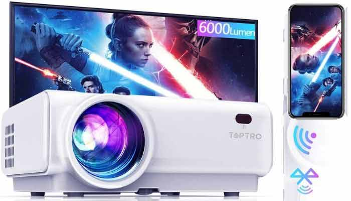 proyector con bluetooth